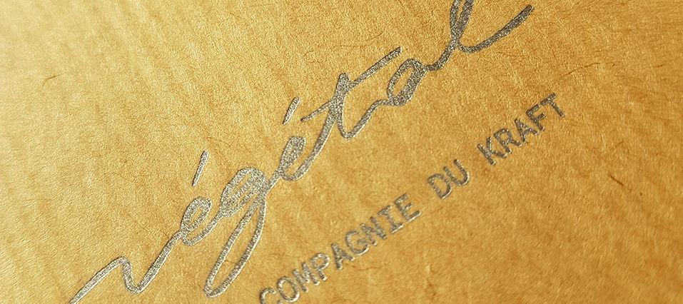 Végétal by La Compagnie du Kraft