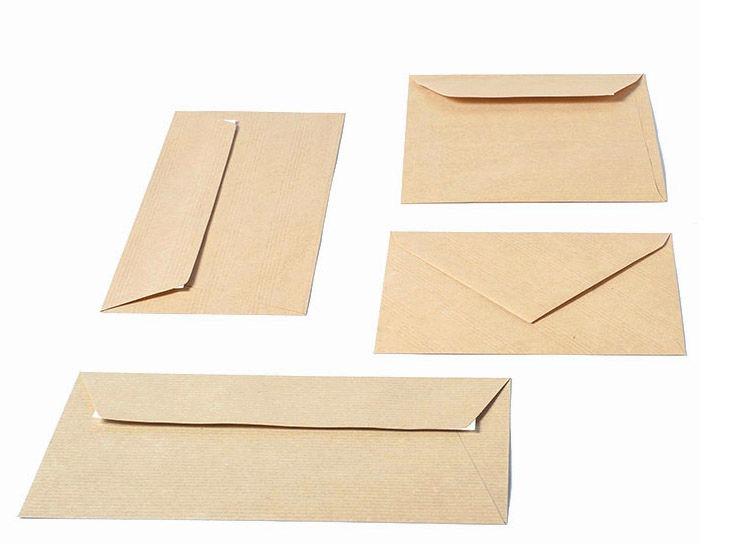 Enveloppes et cartes