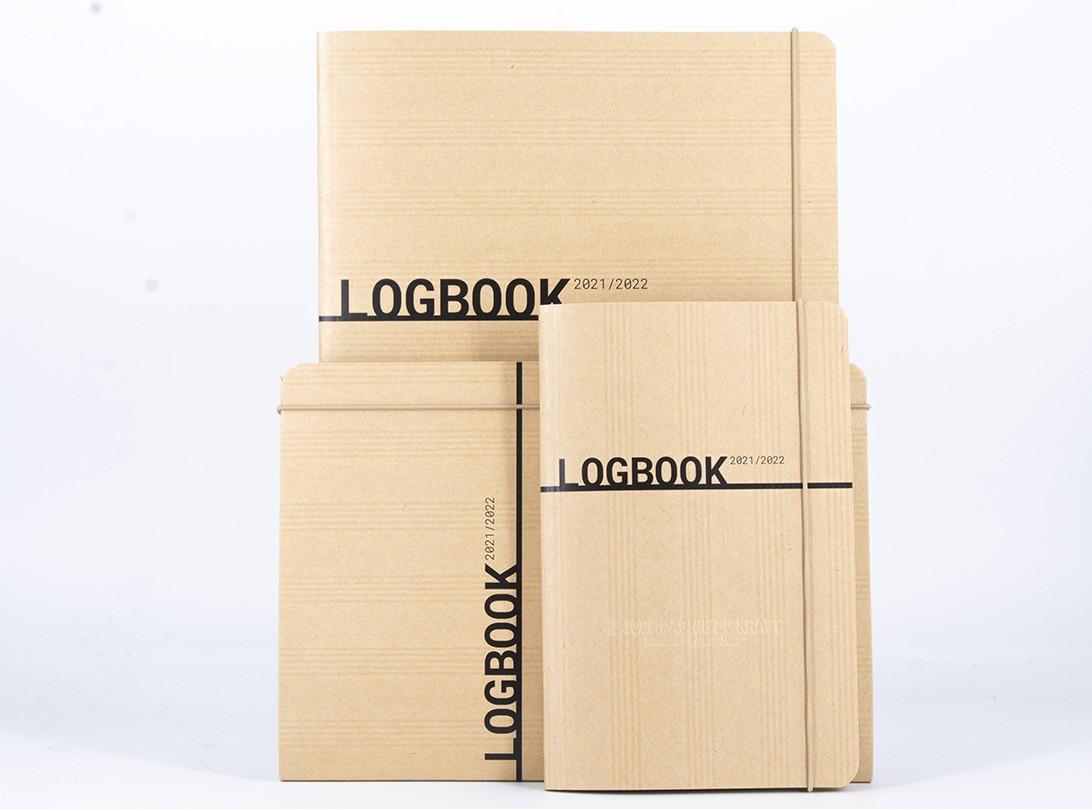 Végétal logbook / agenda