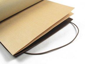 Carnet en cuir A5 - Cohiba