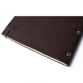 Carnet en cuir A4 - Cohiba