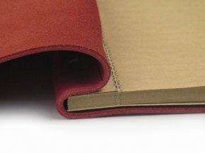 Carnet en cuir A5 - Garance