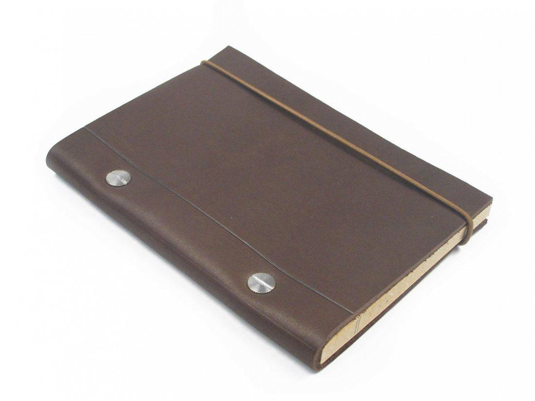 Carnet en cuir A6 - Perù