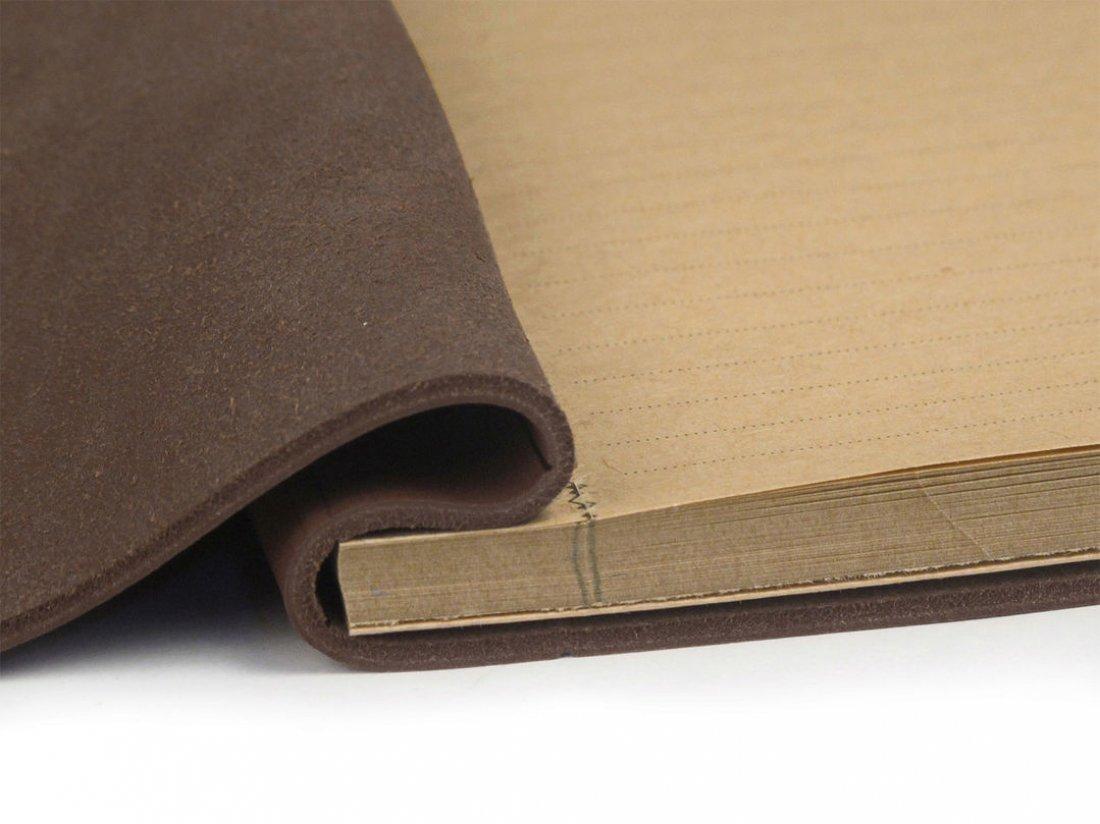 Carnet en cuir A5 - Perù