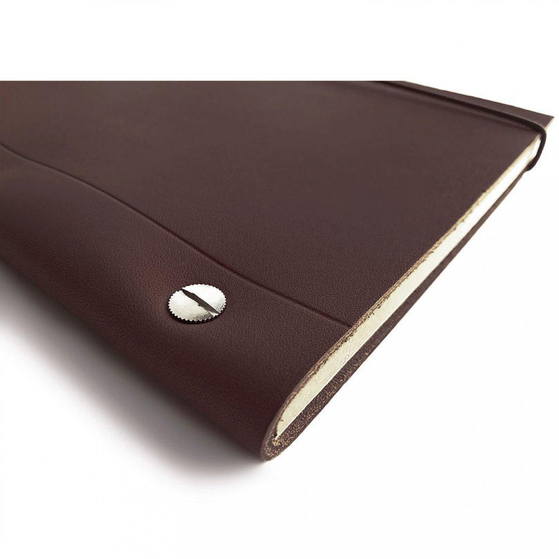 Carnet en cuir A4 - Perù