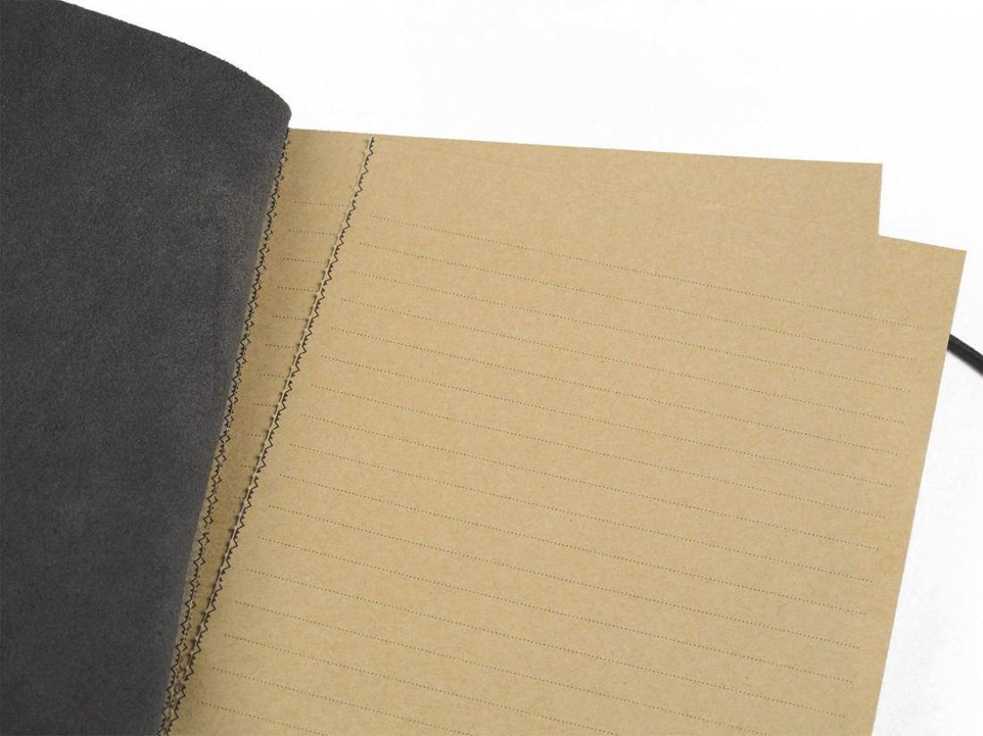 Carnet en cuir A5 - Robusto