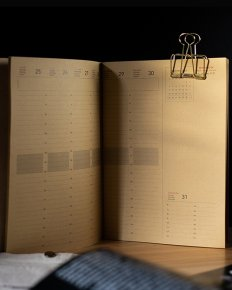 Recharge Agenda taille L