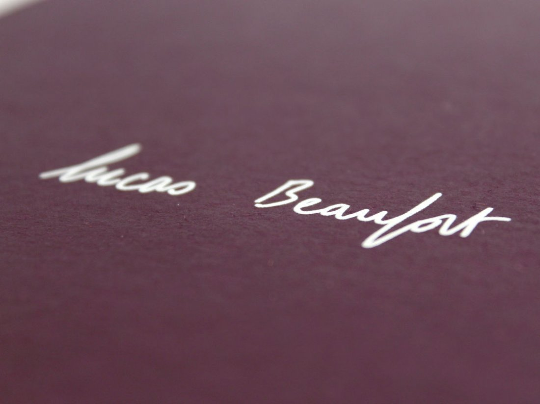Collection Lucas Beaufort