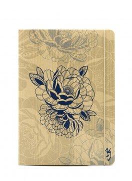 Fleur By Caroline Karenine - Bleu