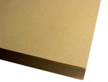 Papier Kraft A3 Velin Blond