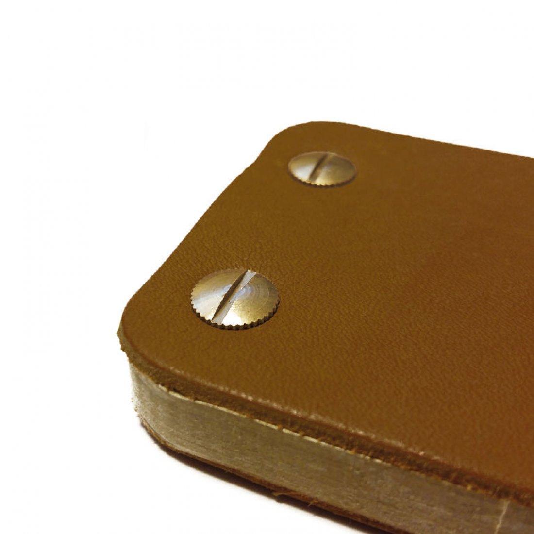 Carnet en cuir iKone - Cuba Libre