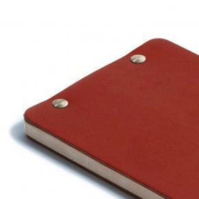 Carnet en cuir iMini - Garance