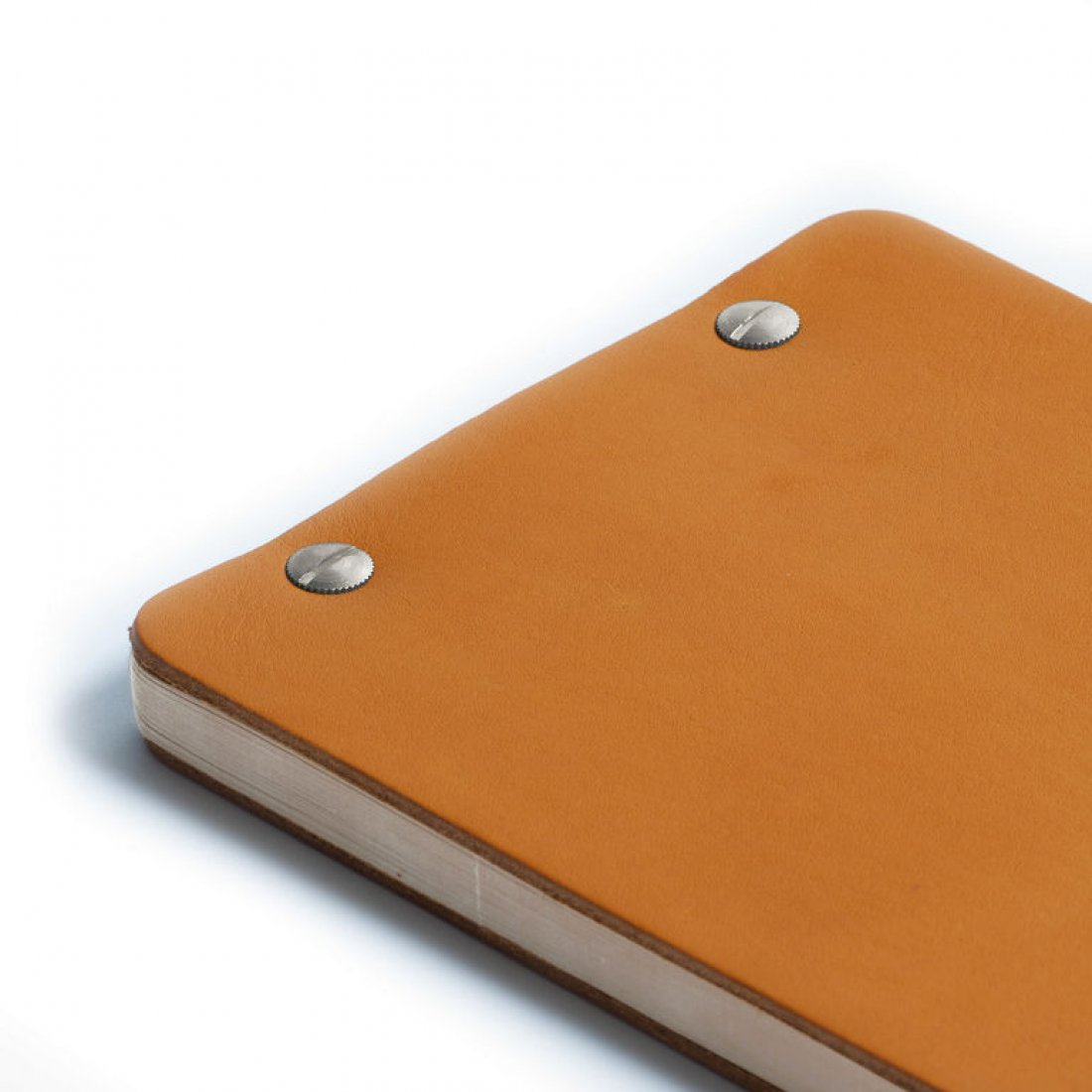 Carnet en cuir iMini - Gold