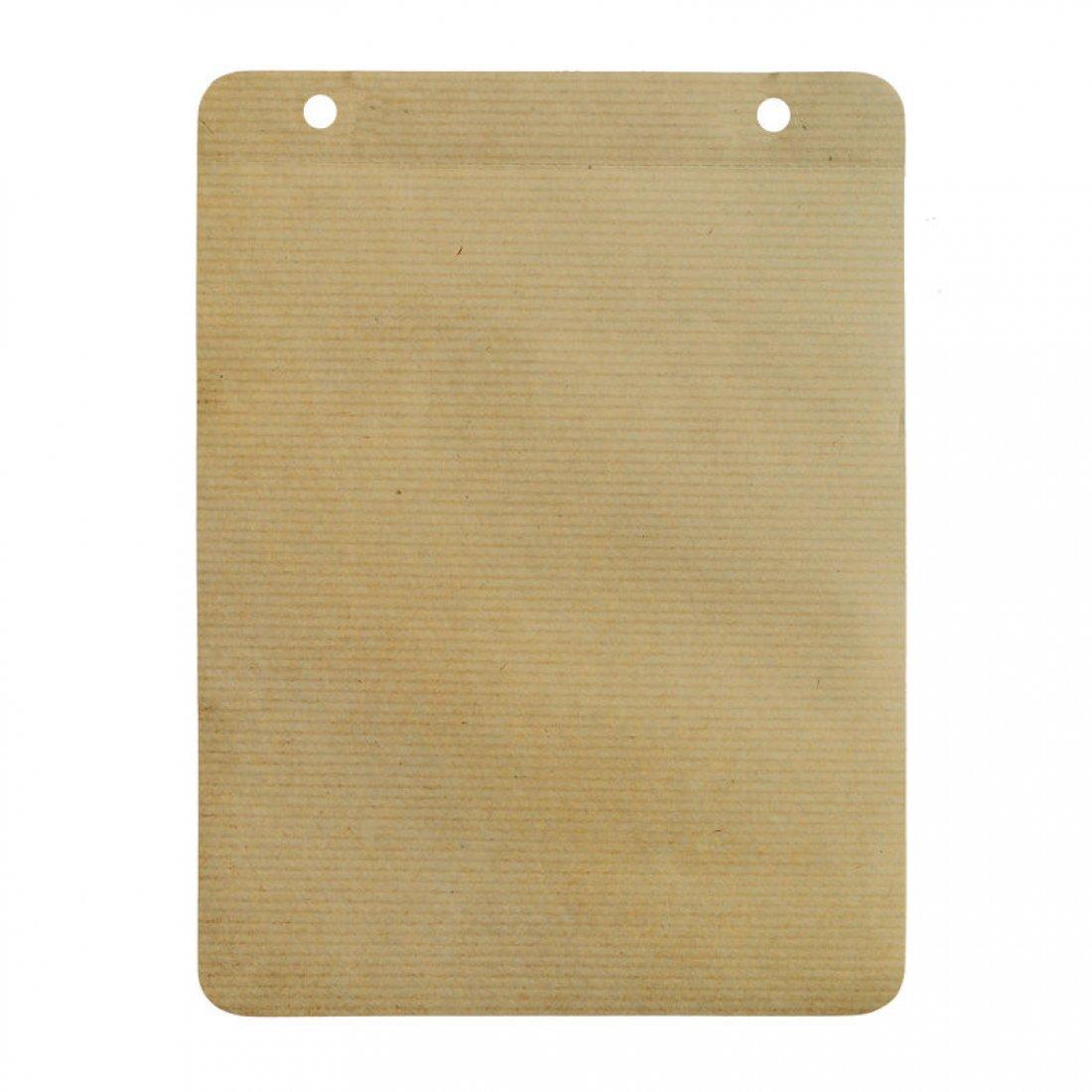 Carnet en cuir iKraft - Gold