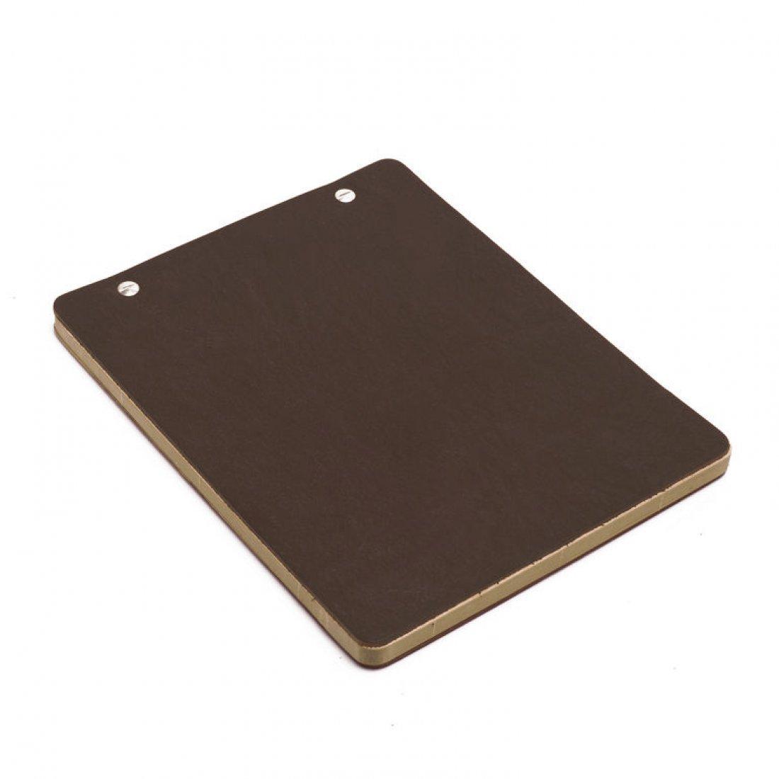 Carnet en cuir iKraft - Perù