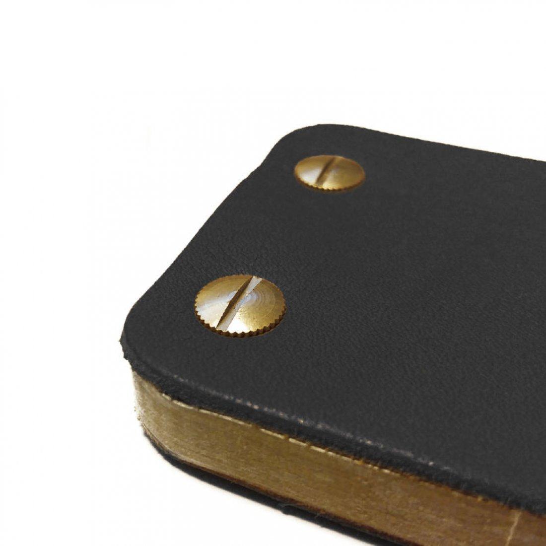 Carnet en cuir iKone - Robusto